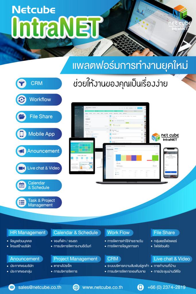 Netcube IntraNet Promotion-01