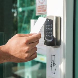 RFID-Application-area-access-control