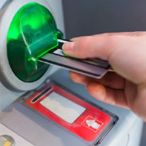 RFID-Application-area-bank-card