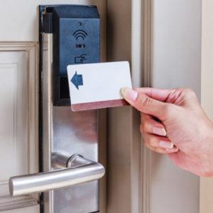 RFID-Application-area-hotel-card