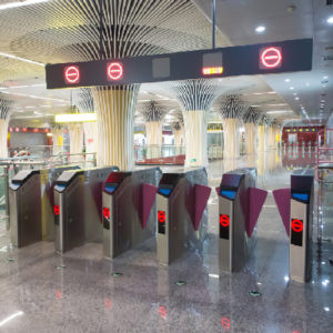 RFID-Application-area-public-transport