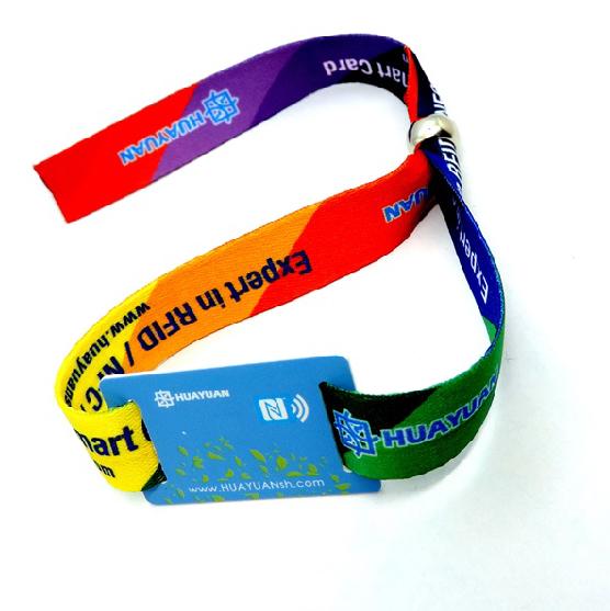 RFID-Function-fabric-wristband-4